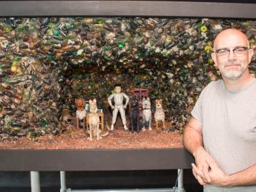 【インタビュー】『犬ヶ島』パペット製作者が、動き出すアニメを初めて見るまでのお話