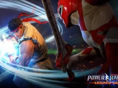 『パワーレンジャー』と『ストリートファイター』がスマホ用格闘ゲーム『レガシー・ウォーズ』で共演