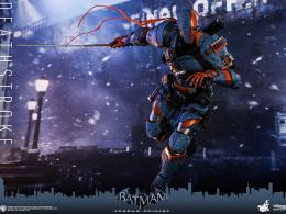 『バットマン:アーカム・ビギンズ』デスストローク、ホットトイズよりフィギュア発売が決定
