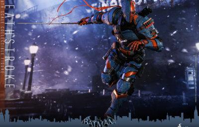 【ビデオゲーム・マスターピース】『バットマン:アーカム・ビギンズ』1/6スケールフィギュア デスストローク