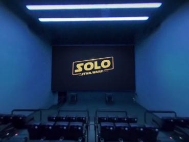 『ハン・ソロ/スター・ウォーズ・ストーリー』は4DXで ― 公開記念《無人4DX360°動画》で劇場さながらの体感を味わって!