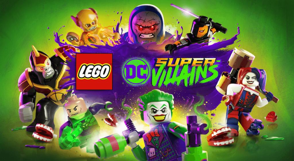 レゴ DC スーパーヴィランズ