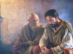 キリスト教最大の伝道者パウロを描く『パウロ 愛と赦しの物語』公開決定 ─ 『パッション』イエス役が福音記者ルカ演じる