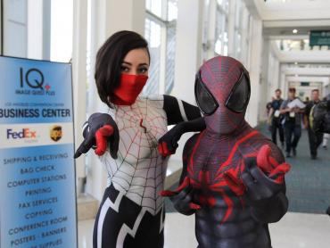 スパイダーマンのクラスメイト!韓国系女性ヒーロー『シルク』米ソニーが単独映画化へ