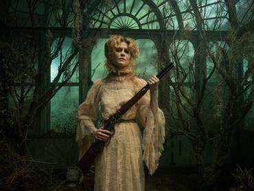 オンラインFPS『AVA』が『ウィンチェスターハウス アメリカで最も呪われた屋敷』とタイアップ ─ 劇中の銃器がゲーム登場