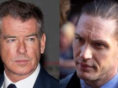 『007』5代目ピアース・ブロスナン、次期ジェームズ・ボンドは「トム・ハーディがいいんじゃないかな」