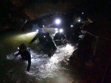 タイ洞窟救出劇の映画化、新たな映画会社が参戦 ─ 監督も決定でタイ最高幹部と協議へ