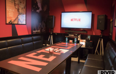 Netflixルーム JOYSOUND渋谷南口駅前店