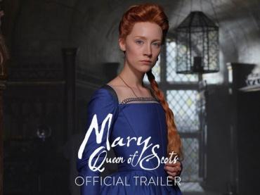 『レディ・バード』主演女優&マーゴット・ロビー、悲劇の女王メアリー波乱の人生描く『Mary Queen of Scots』予告編が米公開