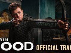 『キングスマン』タロン・エガートン主演『ロビン・フッド』米国版予告編公開 ― 相棒はジェイミー・フォックス