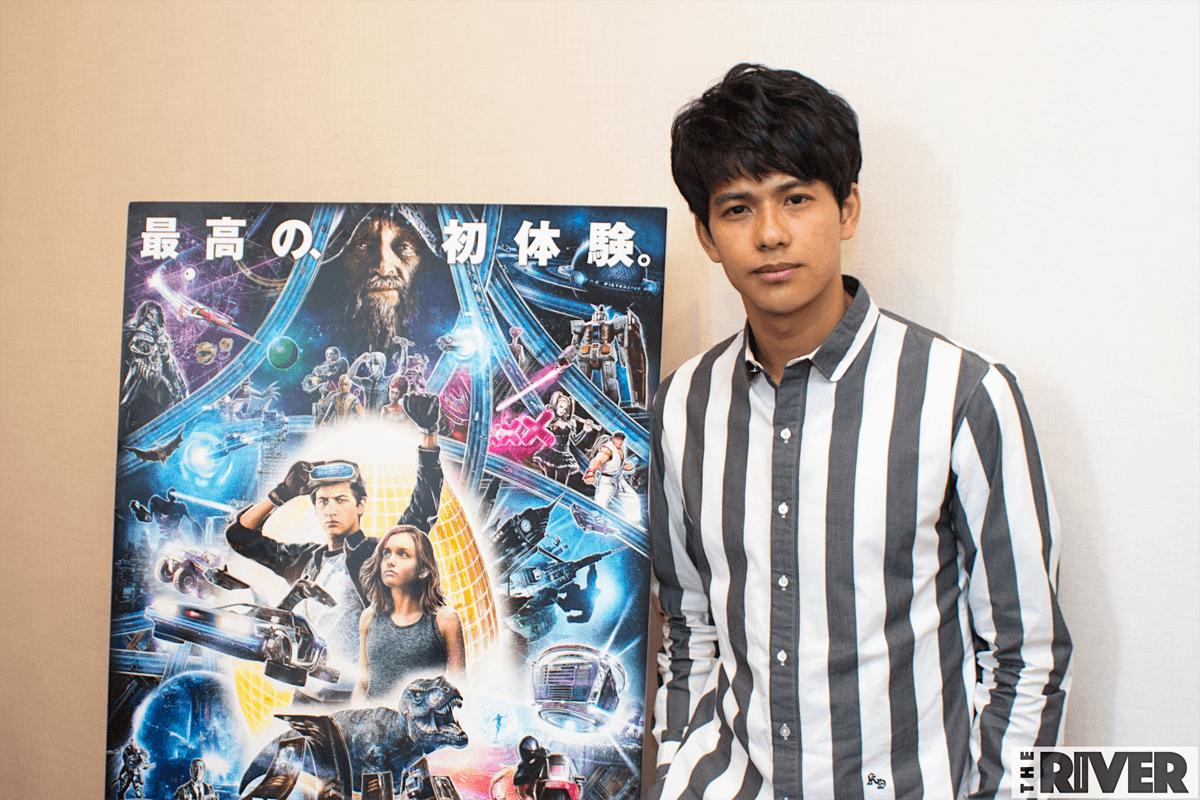 『レディ・プレイヤー1』森崎ウィン インタビュー