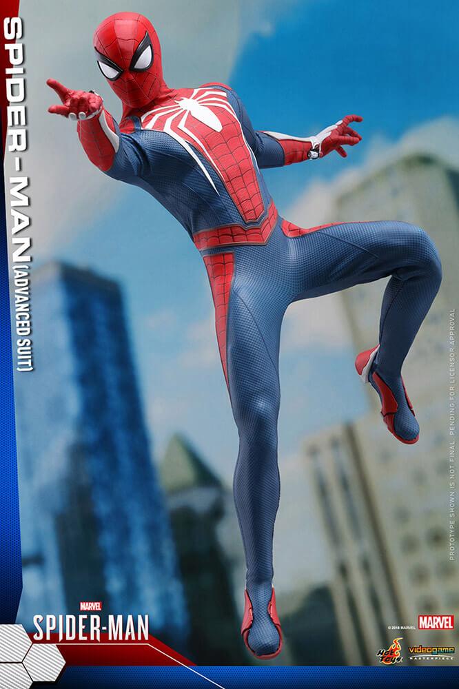【ビデオゲーム・マスターピース】『Marvel's Spider-Man』1/6スケールフィギュア  スパイダーマン(アドバンスド・スーツ版)