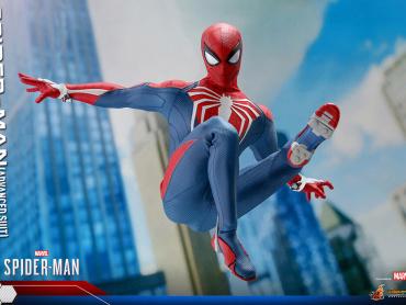 PS4新作ゲーム『スパイダーマン』が早くもホットトイズでフィギュア化決定 ─ スパイダー・センスも再現可能