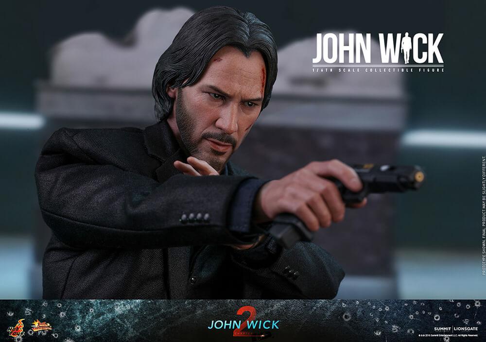 【ムービー・マスターピース】『ジョン・ウィック:チャプター2』1/6スケールフィギュア ジョン・ウィック