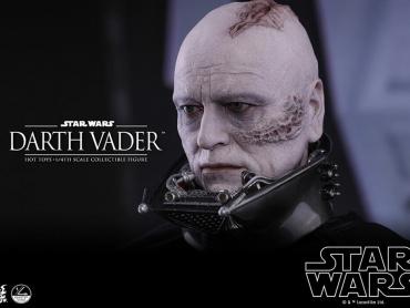 『スター・ウォーズ エピソード6/ジェダイの帰還』ダース・ベイダーがホットトイズで立体化 ─ マスク脱着可能
