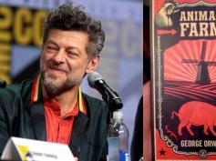 アンディ・サーキス、ディストピア小説の名作『動物農場』を映画化 ― 『猿の惑星』監督が製作、Netflixにて配信へ
