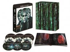 『マトリックス』トリロジー、4K ULTRA HD&HDデジタル・リマスターBlu-ray版で復活へ ─ 革命的映画を史上最高フォーマットでもう一度