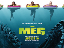 『MEG ザ・モンスター』超巨大ザメは、人間を何人食べれば一日の必要摂取カロリーを満たすのか?