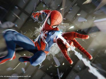 PS4ゲーム『スパイダーマン』発売後3日間で330万本販売、新記録を樹立 ― 売上は『スパイダーマン:ホームカミング』米国初動成績超え