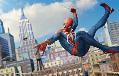 Marvel's Spider-Man(スパイダーマン)PS4ゲーム