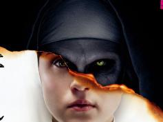 『死霊館のシスター』恐怖倍増、シリーズ初のIMAX上映決定! ポスタービジュアルも到着