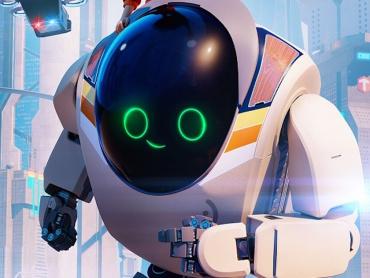 新アニメ映画『ネクスト ロボ』予告編 ─ 孤独な少女とロボットの絆と涙の物語、Netflix配信へ