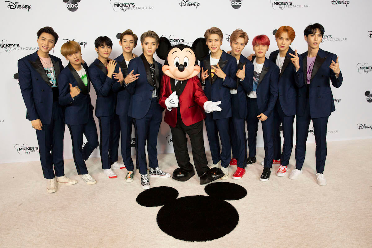 ミッキーマウス 90周年の祭典