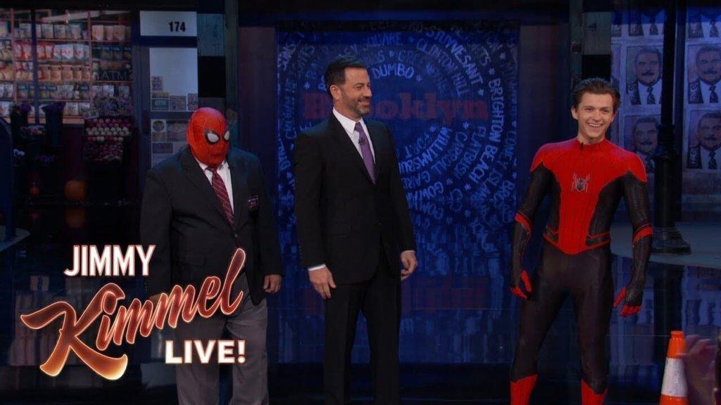 『スパイダーマン:ファー・フロム・ホーム』トム・ホランドが新スパイディ・スーツでテレビ出演 \u2015 ところで物語の時系列は?