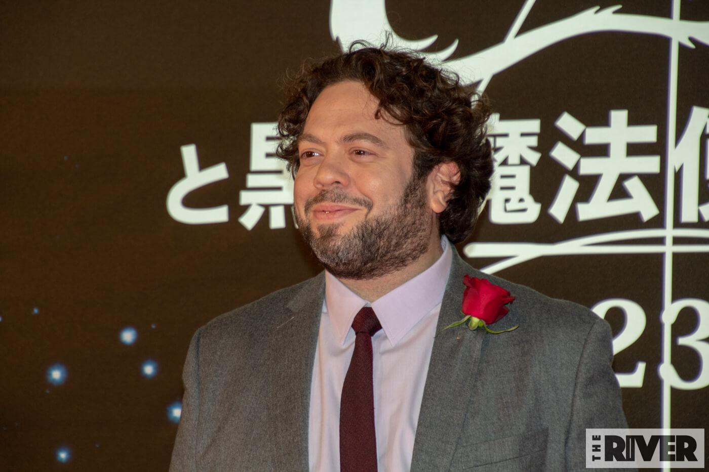『ファンタスティック・ビーストと黒い魔法使いの誕生』ジャパンプレミア