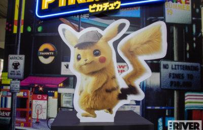 東京コミコン2018 名探偵ピカチュウ
