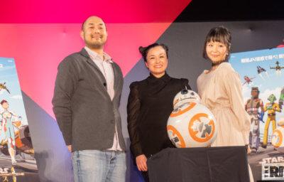 東京コミコン2018 スター・ウォーズ レジスタンス