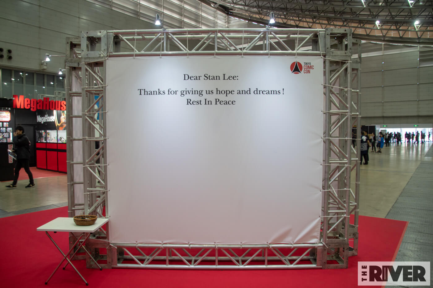 東京コミコン2018 追悼 スタン・リー