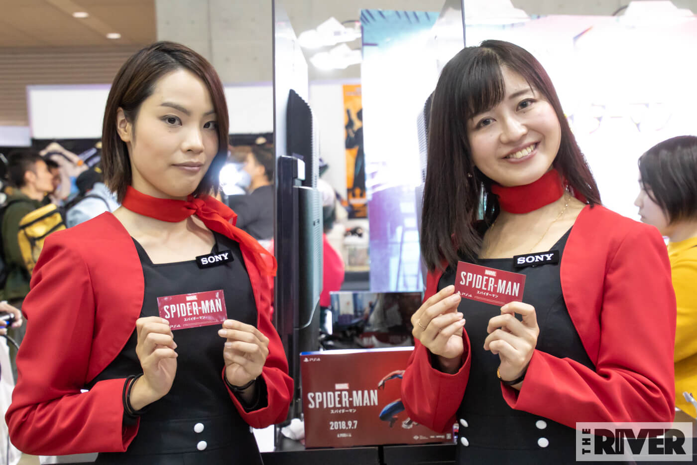 東京コミコン2018 コンパニオン