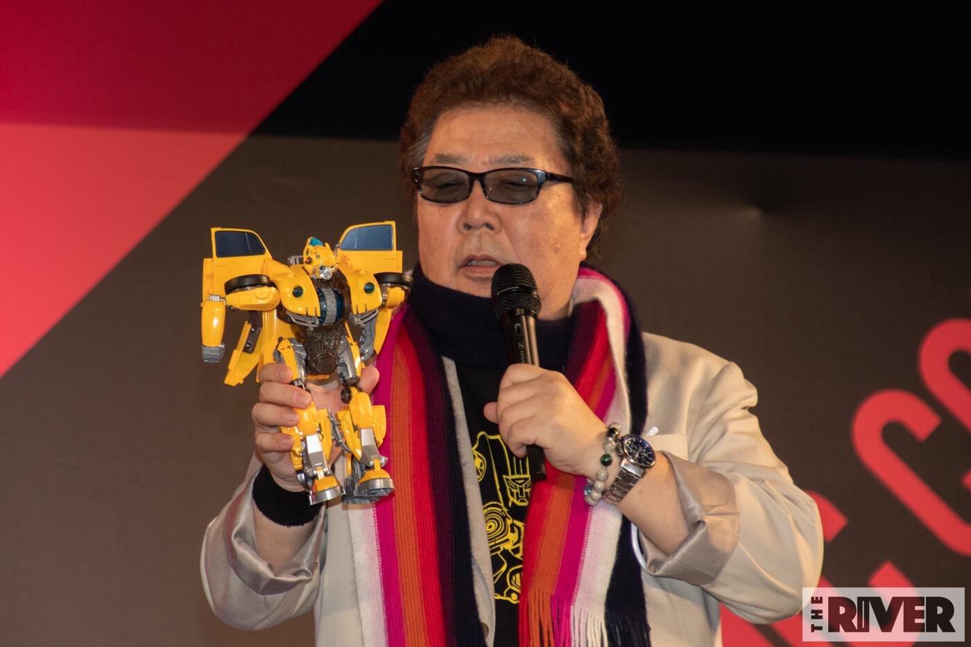 東京コミコン2018『バンブルビー』