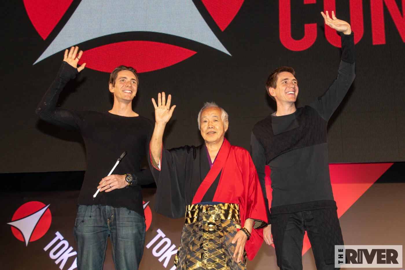 東京コミコン2018 フェルプス兄弟