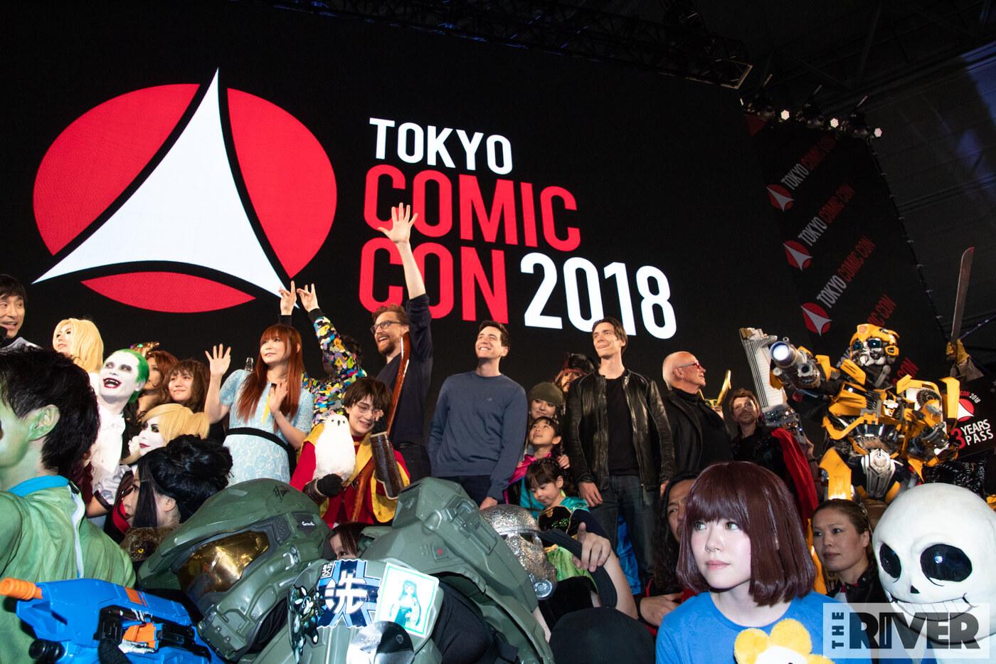 東京コミコン2018 フィナーレ