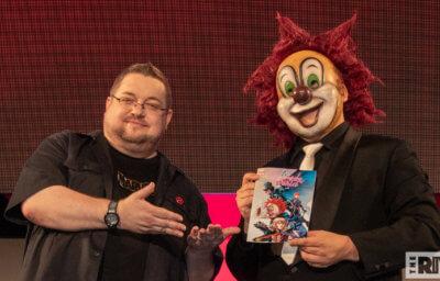 東京コミコン2018 SEKAI NO OWARIがマーベル・コミックに