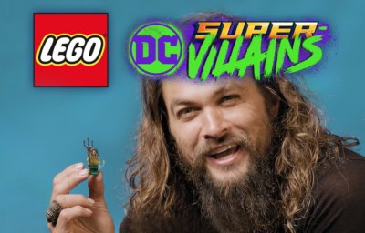 『レゴ(R)DC スーパーヴィランズ』映画『アクアマン』公開記念!「アクアマン バンドルパック」