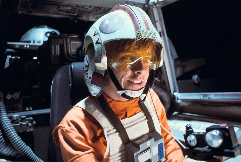 『スター・ウォーズ エピソード4/新たなる希望』ルーク・スカイウォーカー(マーク・ハミル)