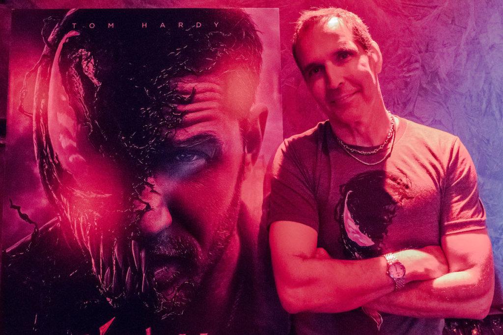 """『ヴェノム』トッド・マクファーレン/ """"Venom""""  Todd McFarlane"""