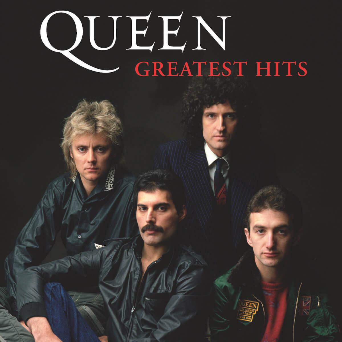クイーン(Queen)『Greatest Hits』UICY-15001