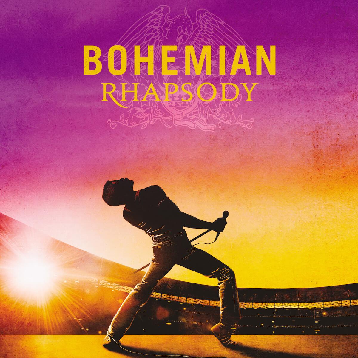 クイーン(Queen)[ジャケット写真]クイーン『ボヘミアン・ラプソディ(オリジナル・サウンドトラック)』