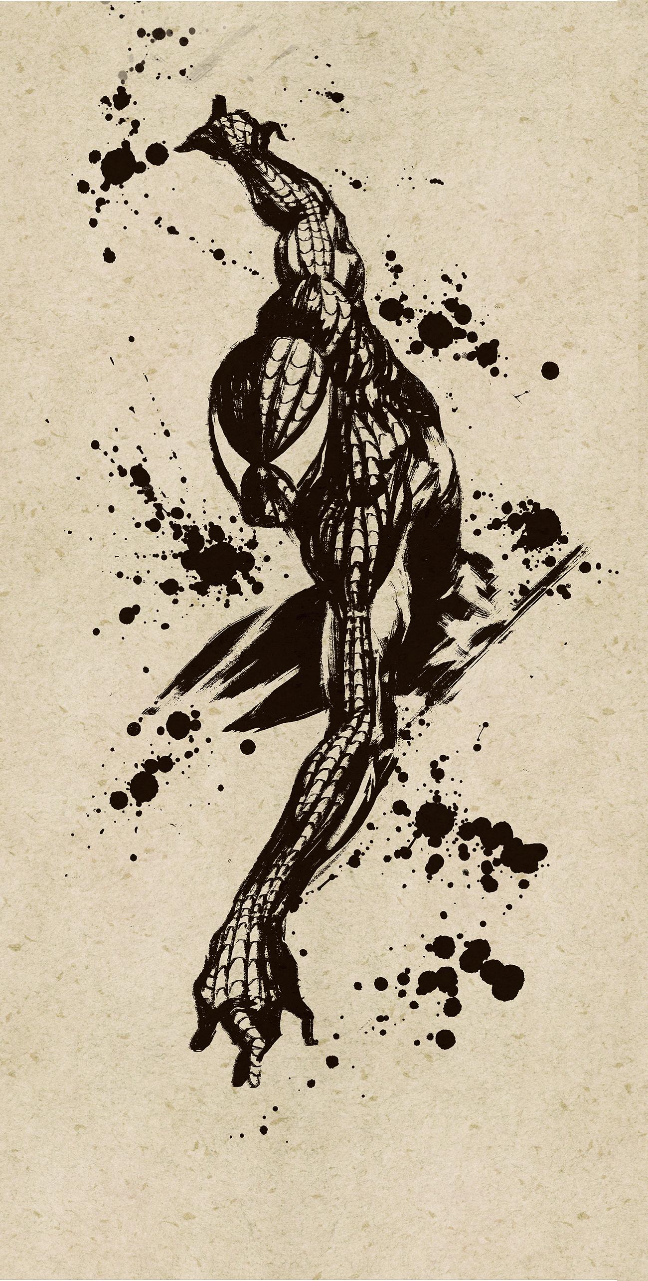 「MARVEL超人技画 SPIDER-MAN」