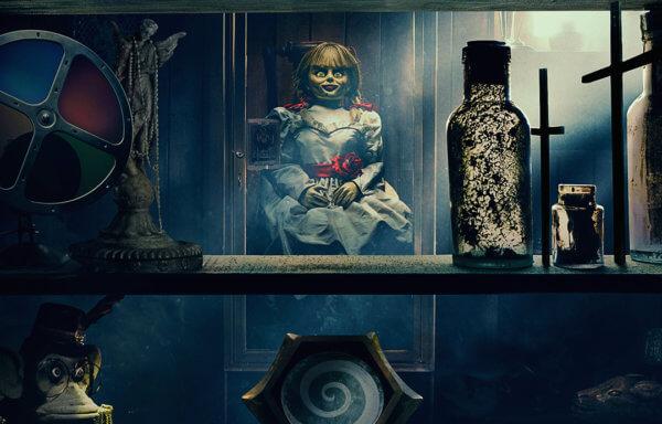 アナベル 死霊博物館