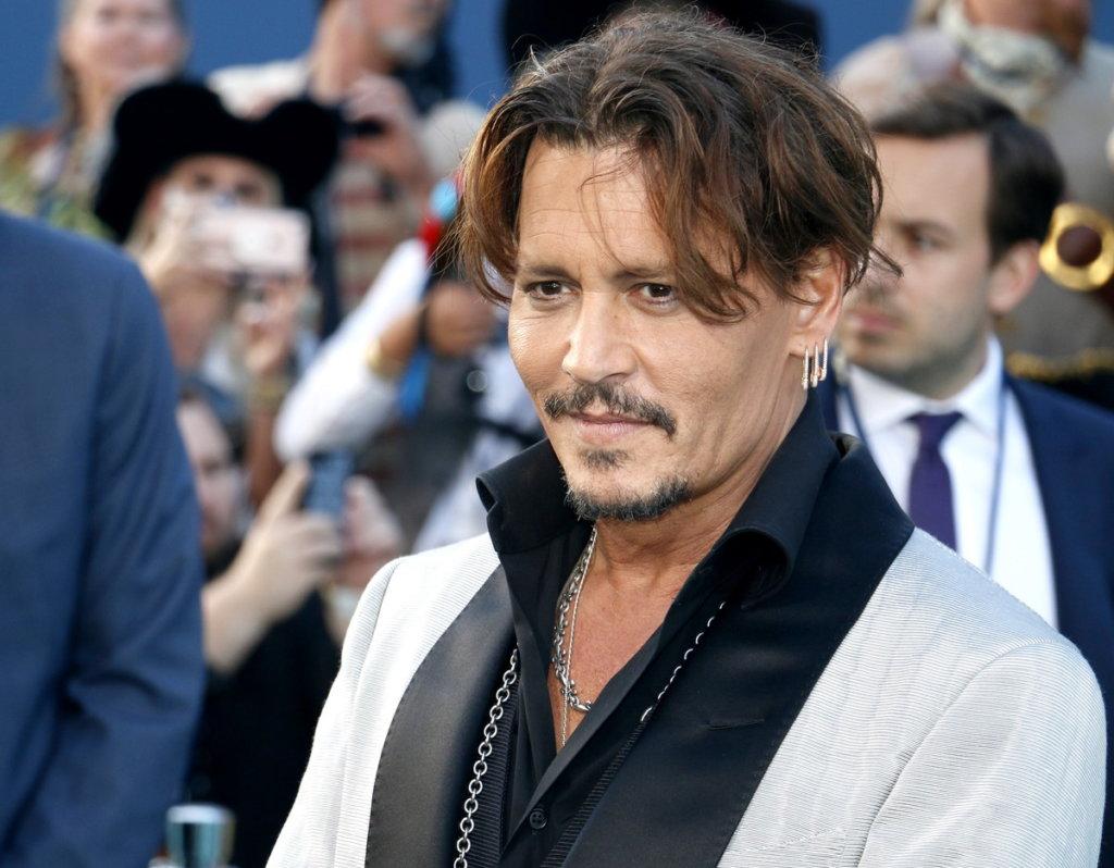 ジョニー・デップ Johnny Depp