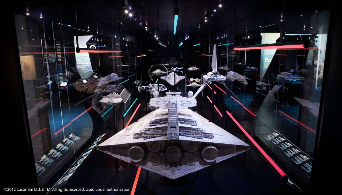 STAR WARS™ Identities: The Exhibition