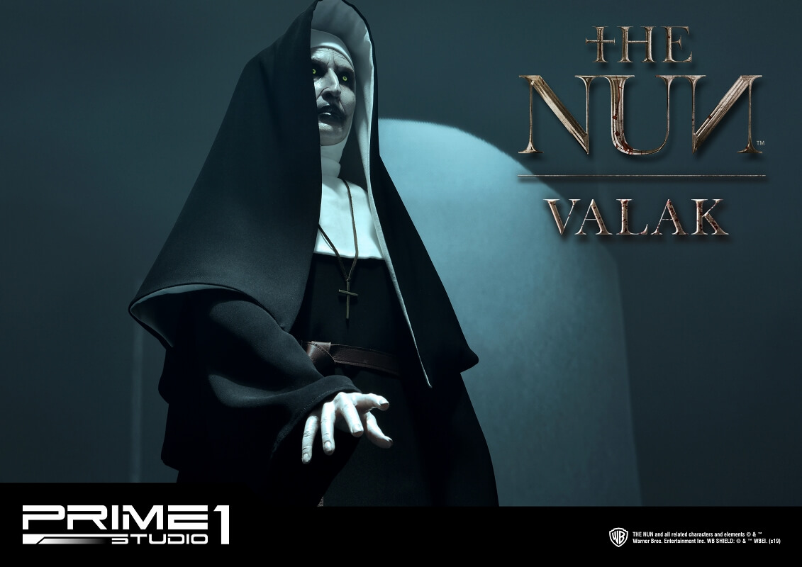 HDミュージアムマスターライン/ 死霊館のシ スター: ヴァラク 1/2 スタチュー HDMMNUN-01