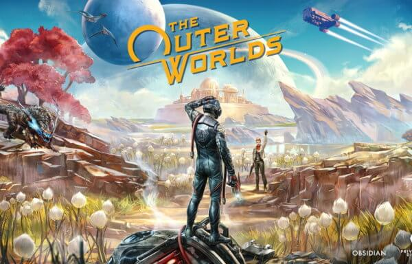 ザ・アウターワールド The Outer Worlds
