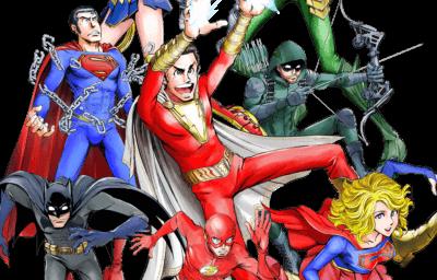 DCコミックス モンキー・パンチ