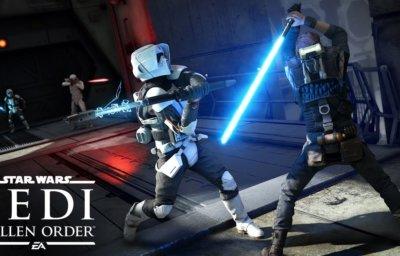 「Star Wars ジェダイ:フォールン・オーダー™」公式ゲームプレイデモ – EA PLAY 2019